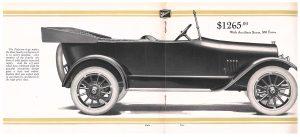 Paterson 6-45 car