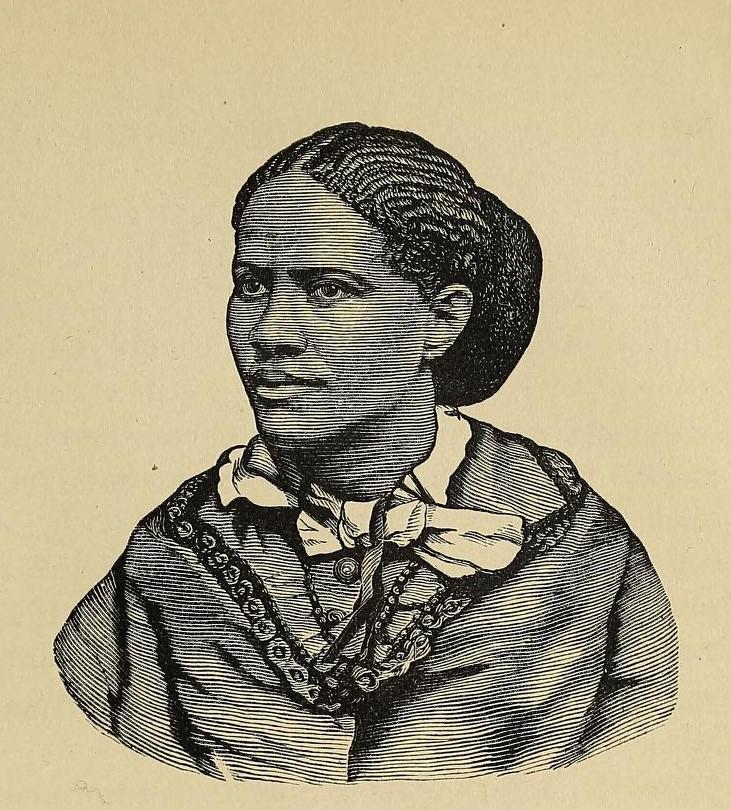 PoetrytowardsProgress: Frances E. W. Harper – Smithsonian Libraries / Unbound