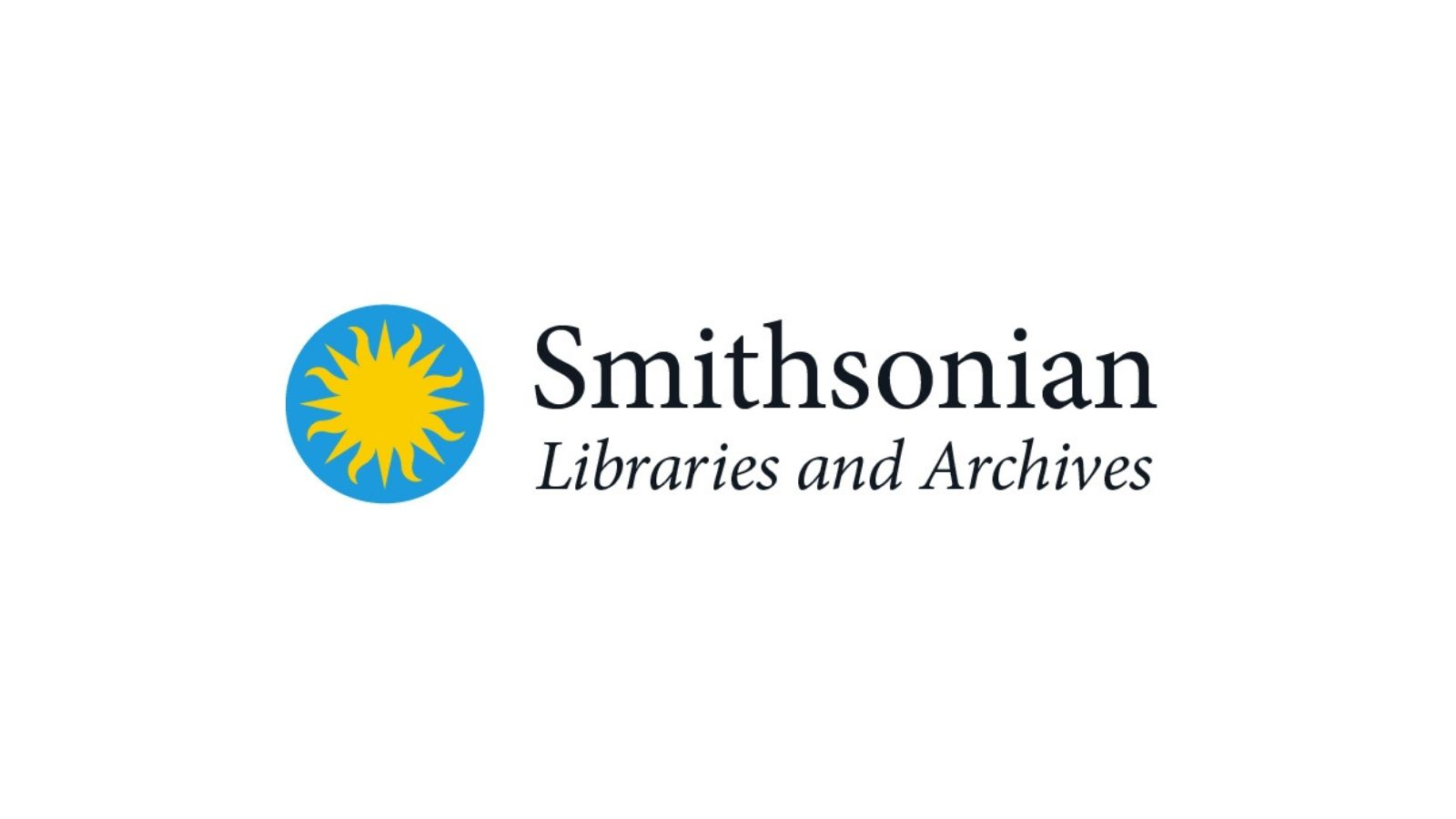 Smithsonian Libraries and Archives logo